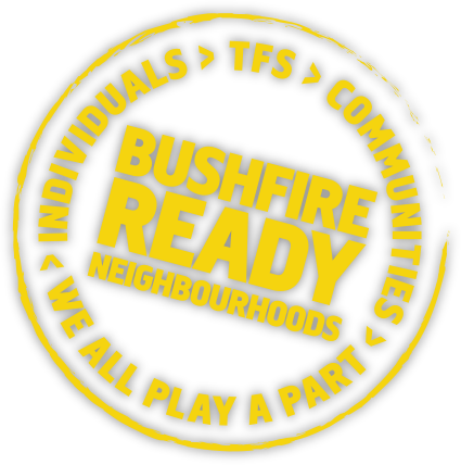 how to get ready for a bushfire