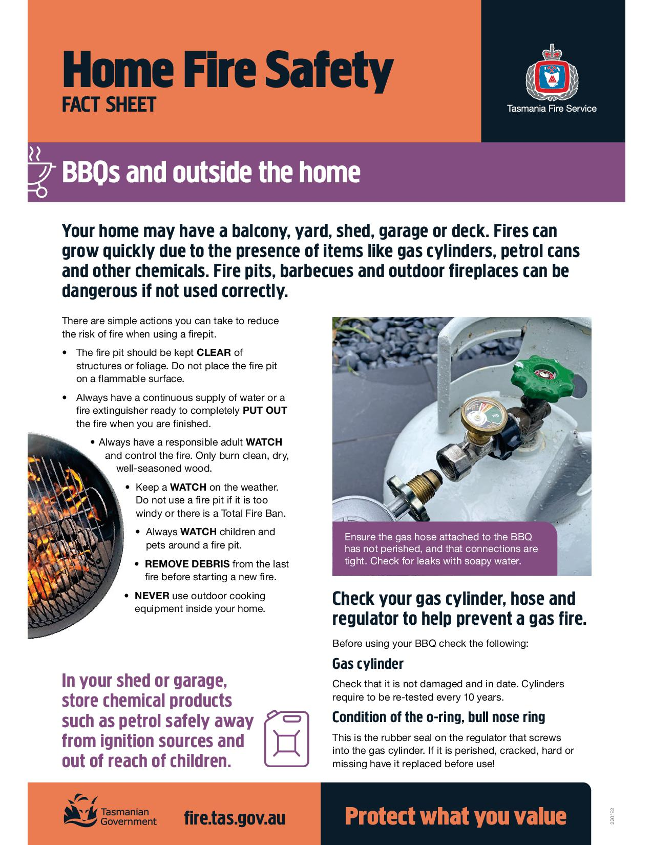 Tfs fire safety publications tfs brn for Home safety facts