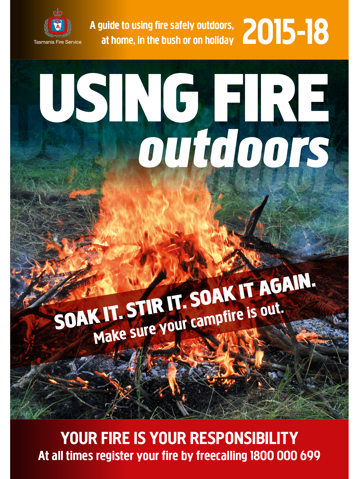 Using Fire Outdoors Brochure